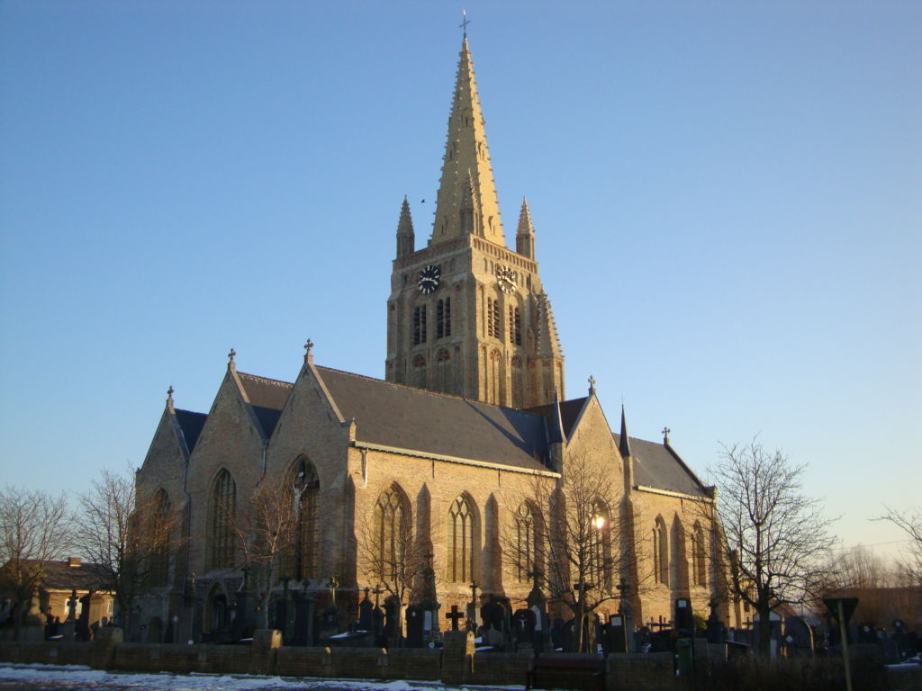 Sint Bartolomeuskerk - Pollinkhove