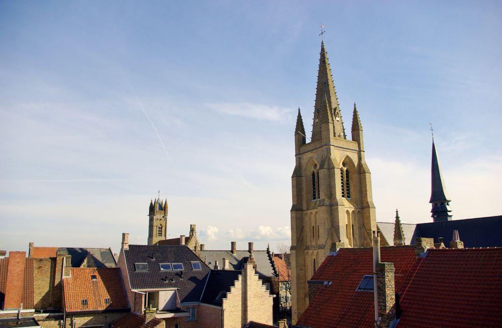Nieuwpoort / Onze Lieve Vrouwkerk