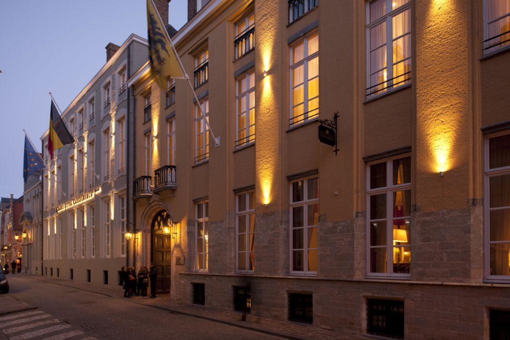 Brugge / Grand Hotel Casselbergh