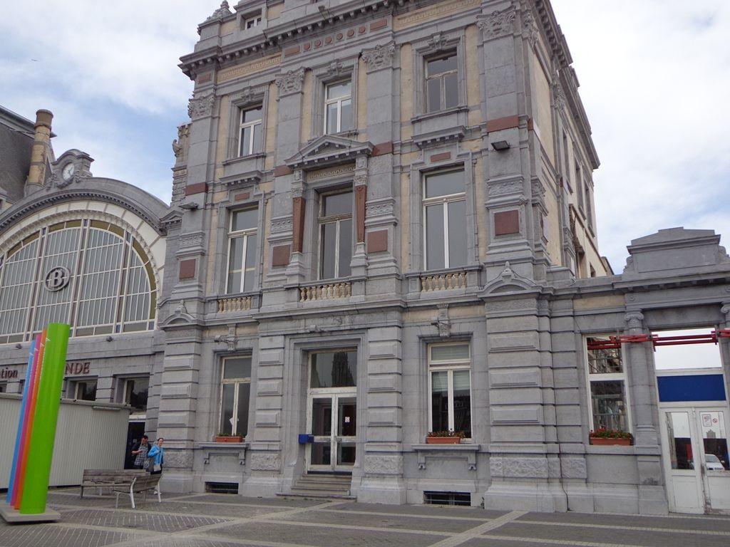 Oostende / station