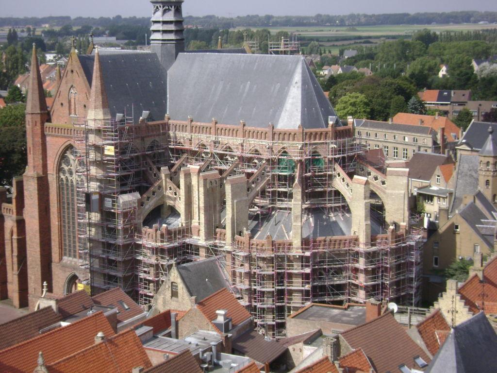 Veurne / Sint Walburgakerk