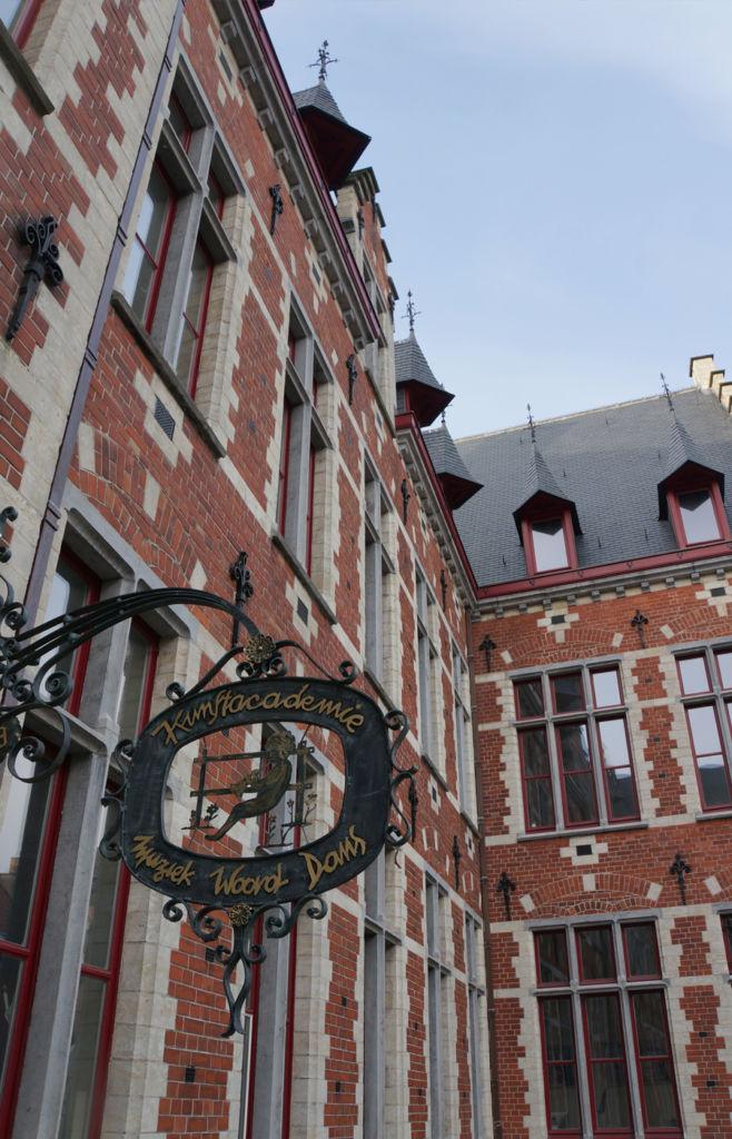 Geraardsbergen / Vincentgebouw