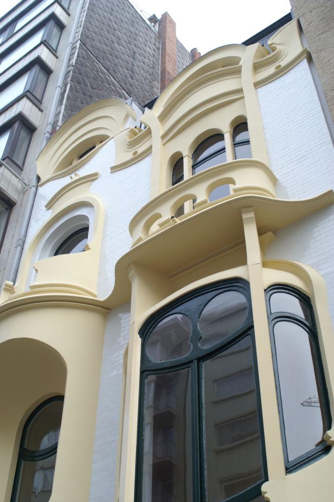 Art Nouveauwoning