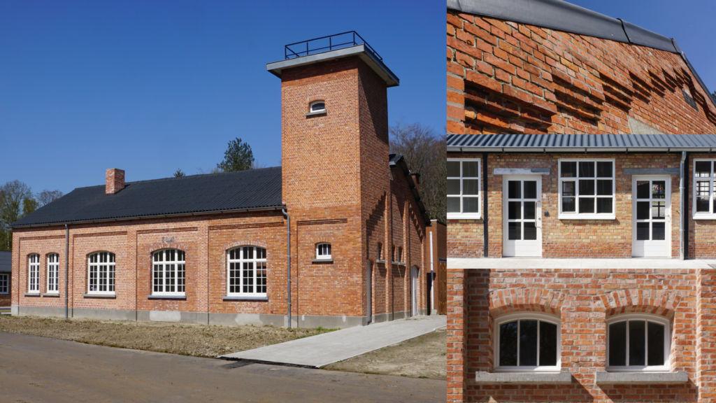Oud militair terrein van Vloethermveld - Zedelgem